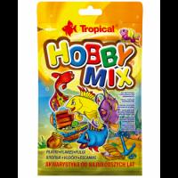 غذای پولکی برای ماهیان کوچک مدل Hobby Mix