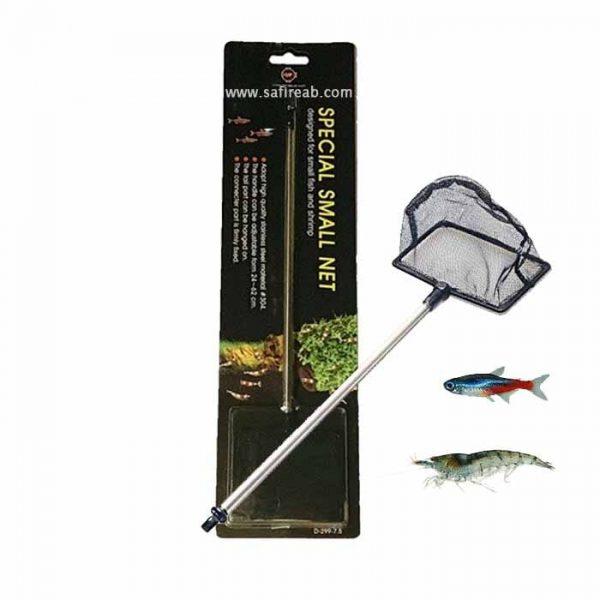 تور ماهیگیری کوچک ماهی و میگو پلنت